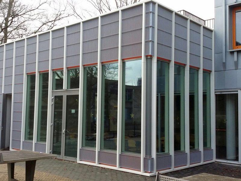 Altra College te Zuidoost Amsterdam